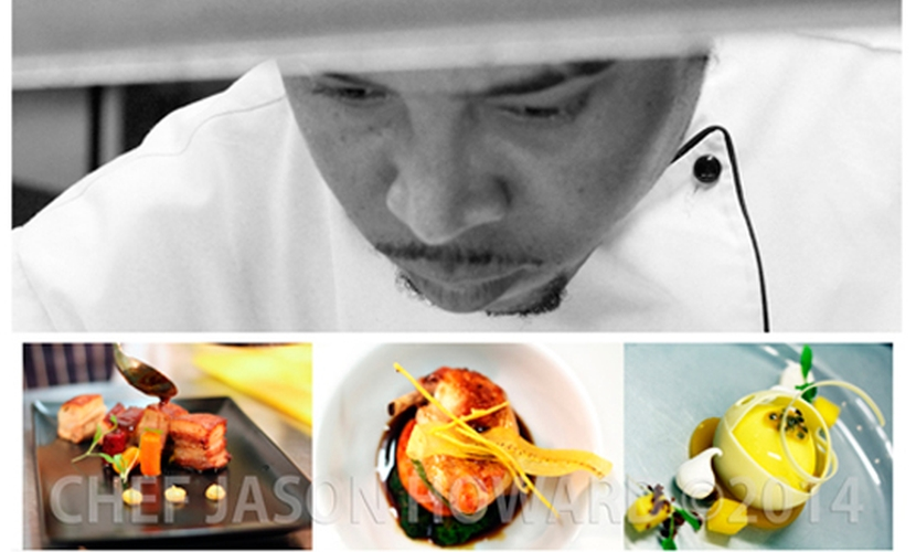 Chef Jason Howard UK Tour 2014