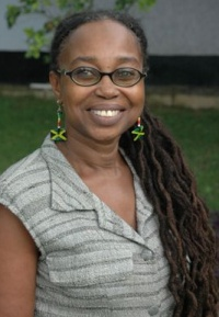 Writer Claudette Beckford-Brady