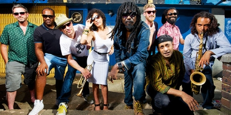 Cornell Campbell and the Soothsayers 2014