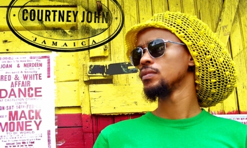 Courtney John Reggae