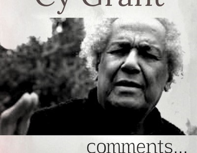 Cy Grant Comments
