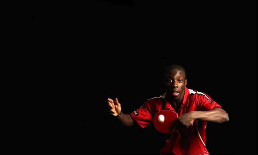 Darius Knight Table Tennis