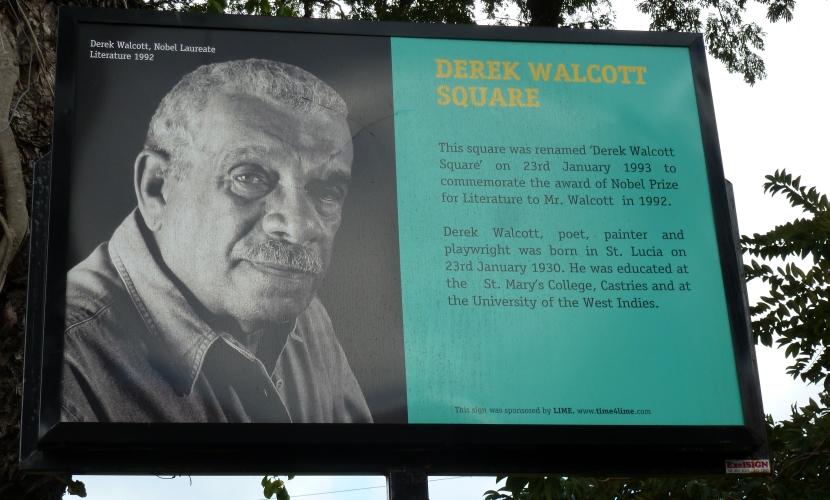 Derek Walcott Square Castries St Lucia