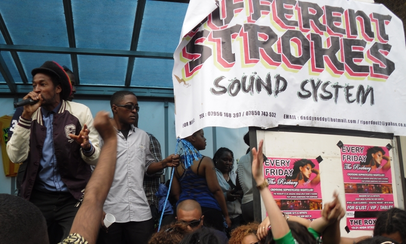Different Strokes Soundsystem