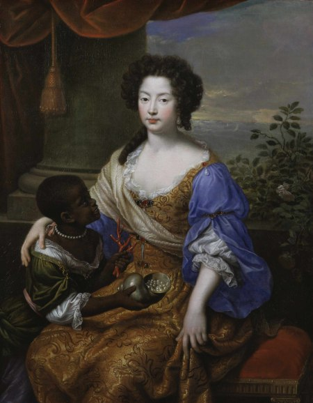 Duchess of Portsmouth at the National Portrait Gallery