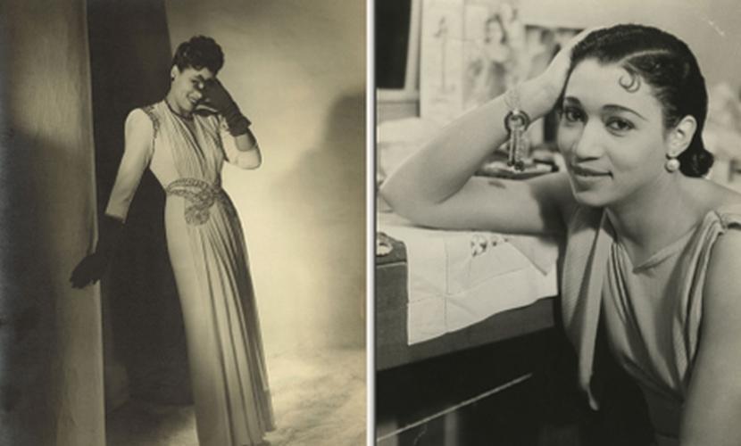 Elisabeth Welch National Portrait Gallery Exhibition