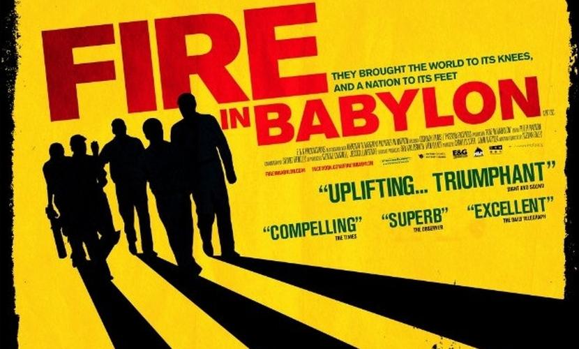 Fire in Babylon Film