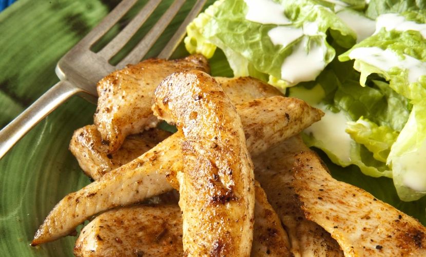 Grace Jerk Chicken Caesar Salad Dressing