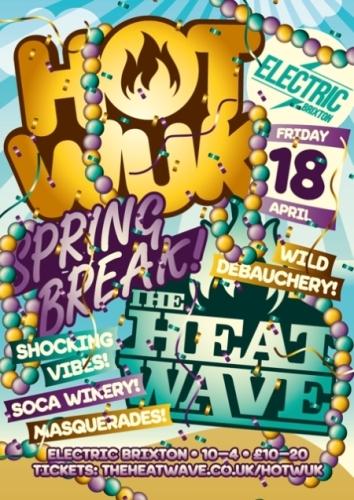 Hot Wuk April 2014