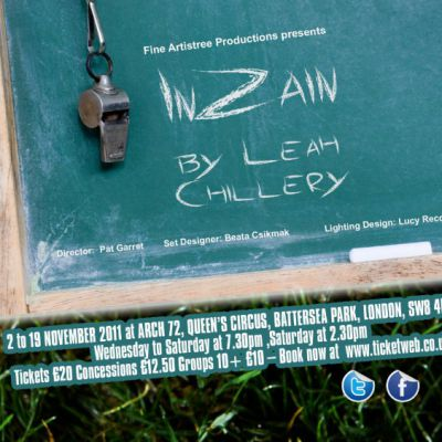 Inzain by Leah Chillery