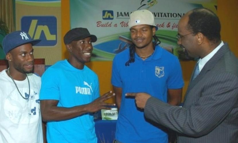 JN Jamaica Invitational Meet