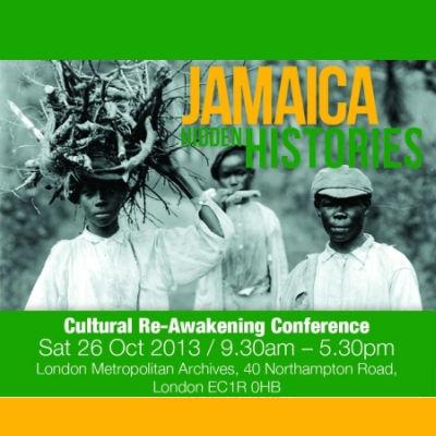 Jamaica Hidden Histories Conference