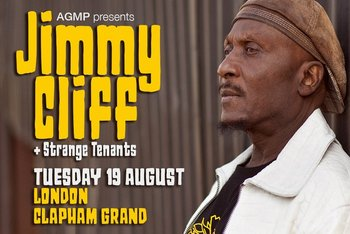 Jimmy Cliff August 2014
