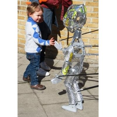 Kinetika Fascination Puppets