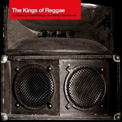 Kings of Reggae CD