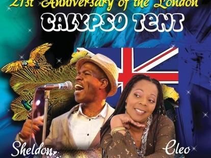 London Calypso Tent 2013