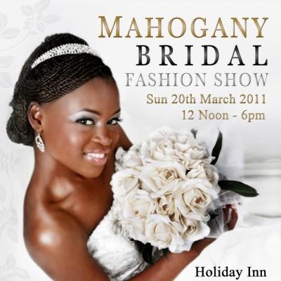 Mahogany Bridal Show 2011