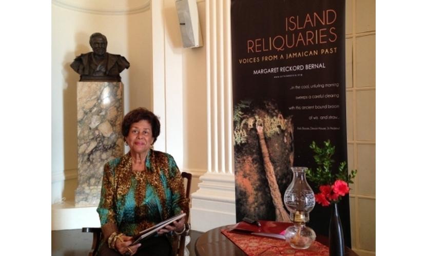Margaret Bernal island Reliquaries