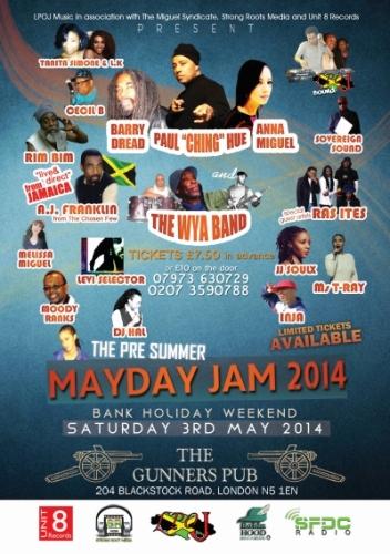MayDay Jam 2014
