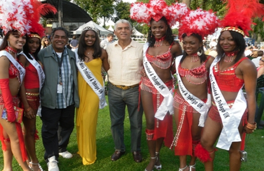 Ray Holman at Windsor Caribbean Day
