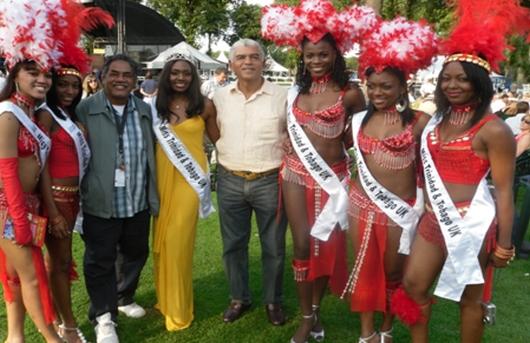 Ray Holman at Windsor Caribbean Day