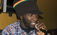 Natural Black Reggae Artist