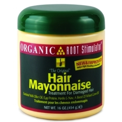 Organic Root Stimulator Hair Mayonaise