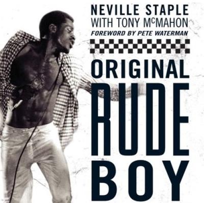 Original Rude Boy Neville Staple