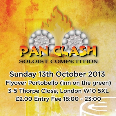 Pan Clash Competition 2013