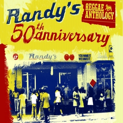 Randys 50th Anniversary
