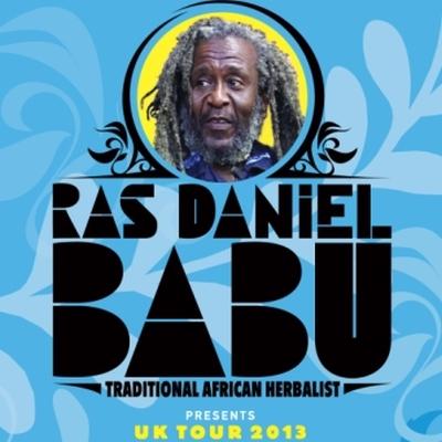 Ras Daniel Babu Tour 2013