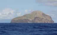 Redonda Island Caribbean