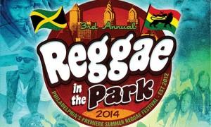 Reggae in the park Philadelphia