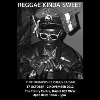 Reggae Kinda Sweet Pogus Caesar Exhb