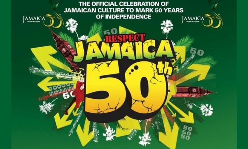 Respect Jamaica 50