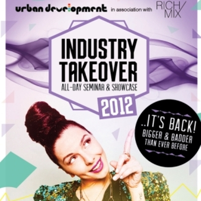 Richmix Industry Takeover 2012