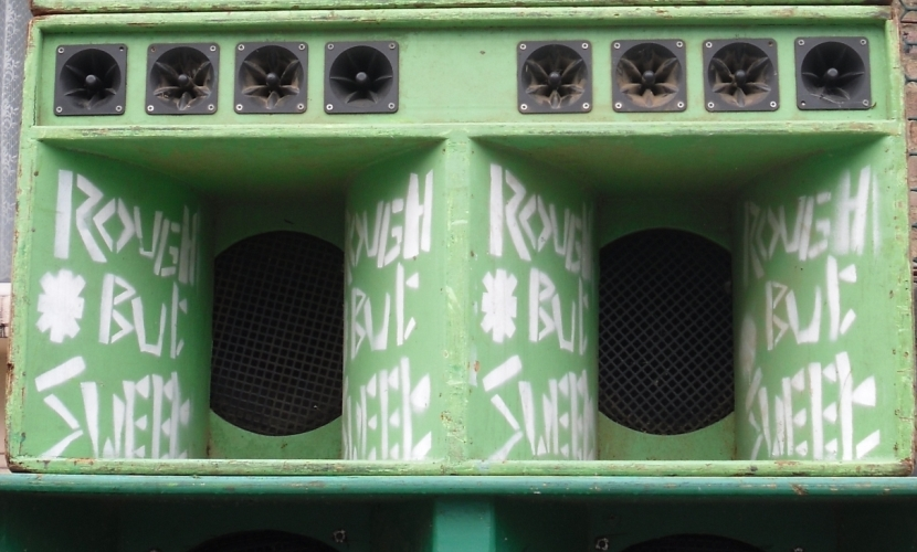 Rough but Sweet Soundsystem at Notting Hill Carnival