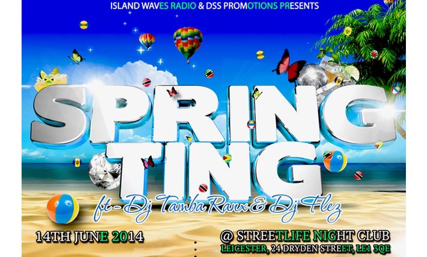 Spring Ting 14 june 2014