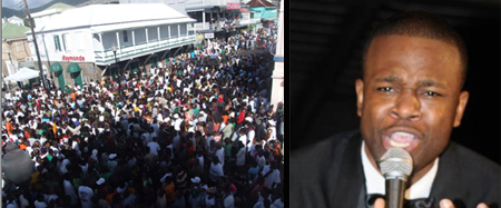 St Kitts Carnival Konris