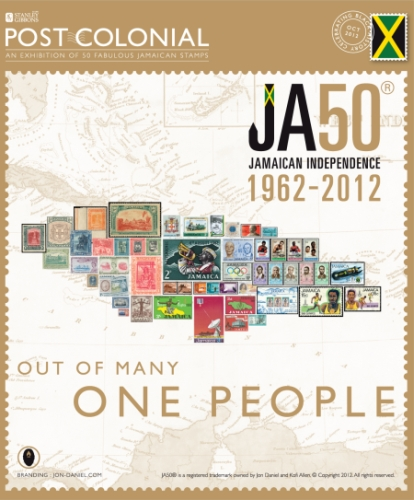 Jamaican Stamps Exhibition