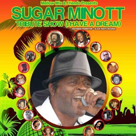 Sugar Minott Tribute UK