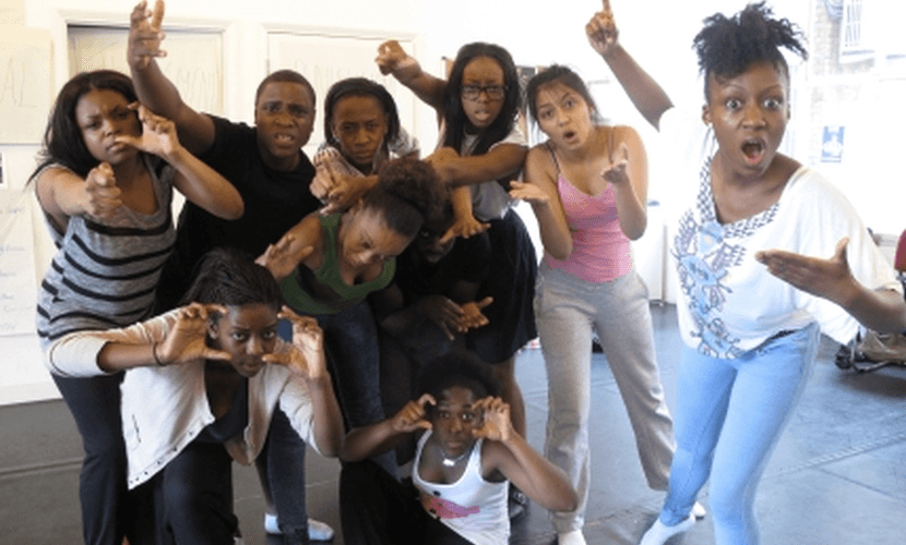 Talawa Young Peoples Theatre 2012