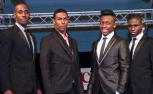 Top Models of Colour Men 2011