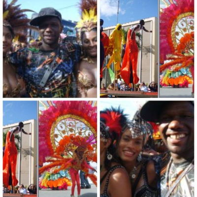 Trinidad Carnival Jamma 2008