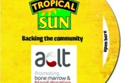 Tropical Sun Backing the Community