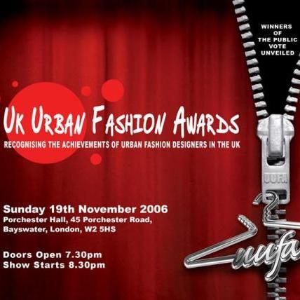 UK Urban Fashion Awards 2006