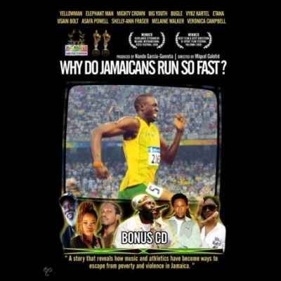 Why Do Jamaicans Run So Fast DVD