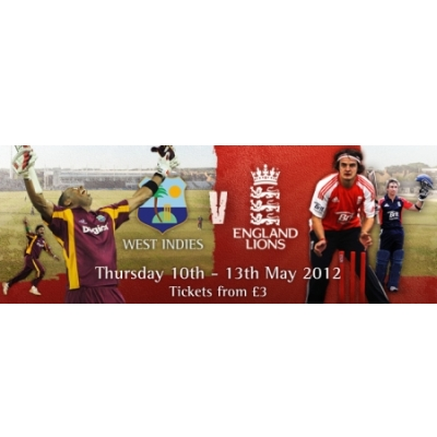 Windies Cricket Banner 2012