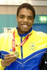Yona Knight Wisdom Diving Medal