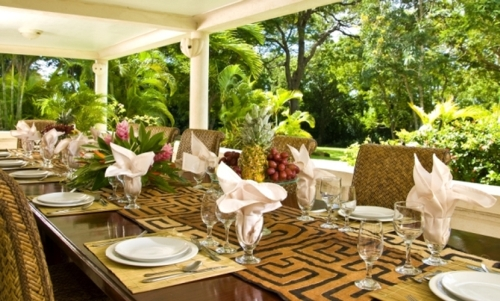 Bellevue Plantation House Barbados Verandah